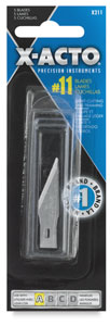 Package of 5 Blades, #11