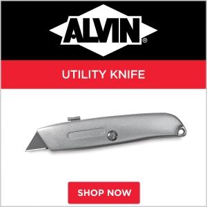 Alvin Utility Knife
