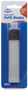 Replacement Blades for Heavy Duty Cutter, Pkg of 8
