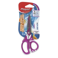 Zenoa Fit Kids Scissors, Pointed Tip