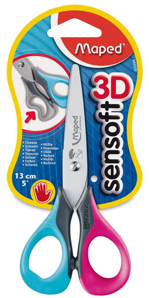 Sensoft Scissors, Left Handed