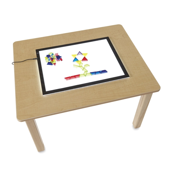 Illumination Light Tablet <br>(Table and Colored Shapes Not Included)</br>