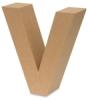 Papier M&#226ch&#233 Letter, V