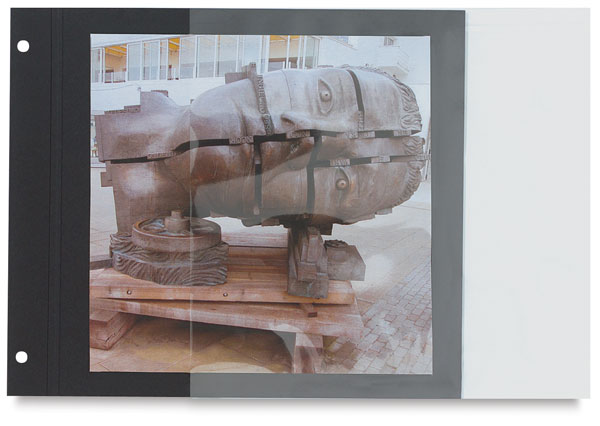 """Newbury Protector Sheets, 8¾"""" × 10¼"""""""