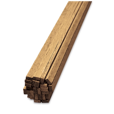 Cherry Wood Strips (Multiple strips shown)