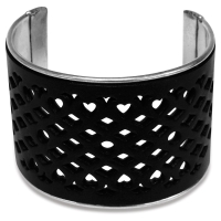 Metal Cuff Bracelet (Finished Example)