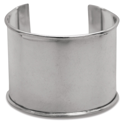 Metal Cuff Bracelet, Nickel