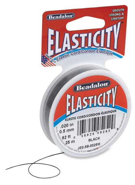 Elasticity, Black