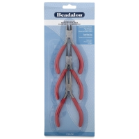 Econo Pliers and Tool Set, Pkg of 3
