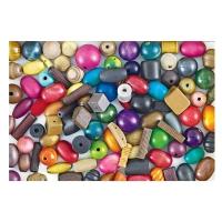 Assorted Macramé Beads