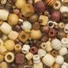 Polished Natural Beads