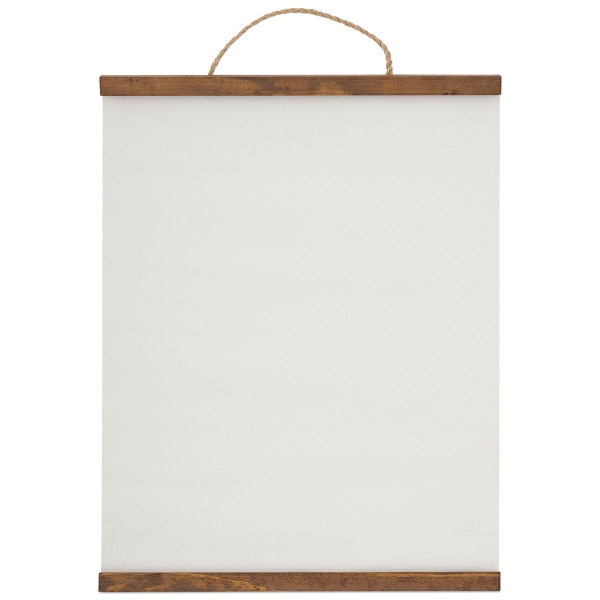 Create & Hang Canvas Scroll