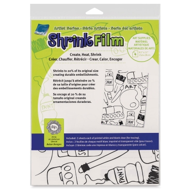 Artist Series Shrink Film (Art Supplies)