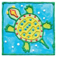 Do Art Sand Painting Kit (Finished Artwork)
