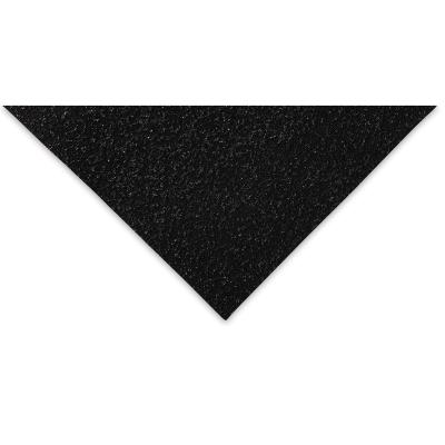 Glitter Felt, Black