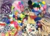 Craft Menagerie Collage Box