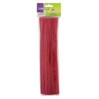 Red, Pkg of 100