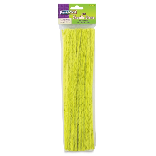 Yellow, Pkg of 100