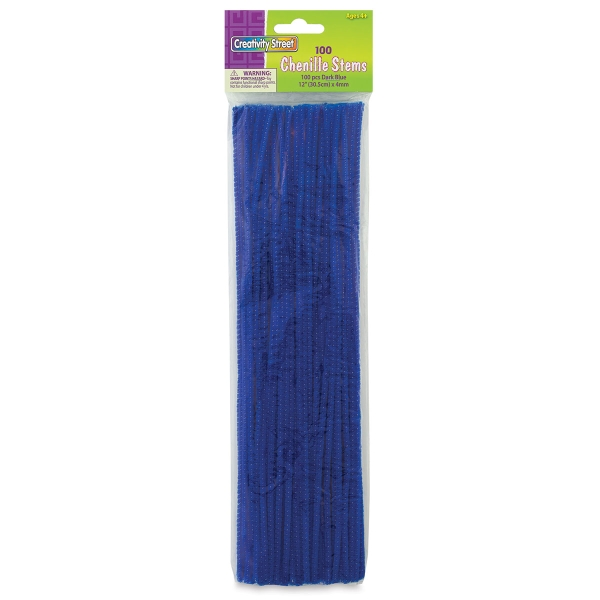 Dark Blue, Pkg of 100