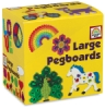 Large Basic Shapes Pegboard Assortment