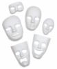 Creativity Street Plastic Face Masks