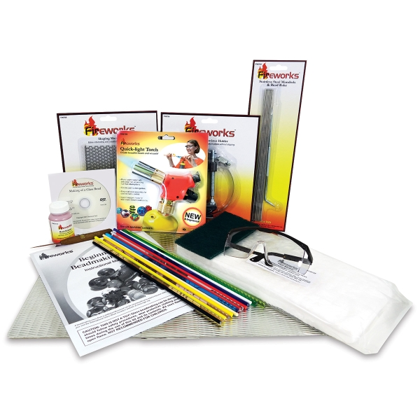 Glass Bead Making Kit