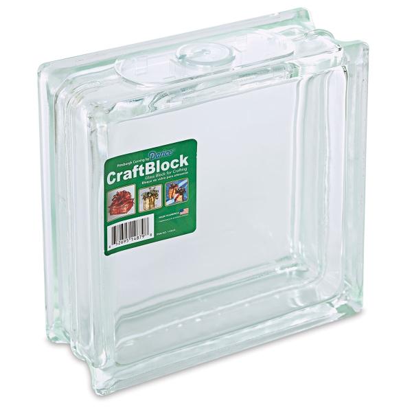 Glass Block, Large