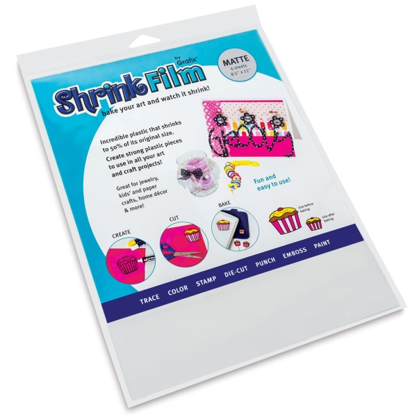 Matte Shrink Film