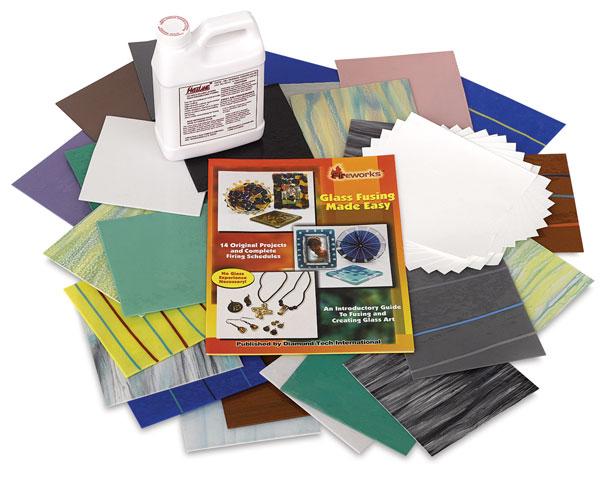 Classroom Glass Fusing Kit