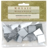 Mosaic Square Mirror Tiles, Pkg of 20