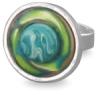 Round Ring, Sample Artwork