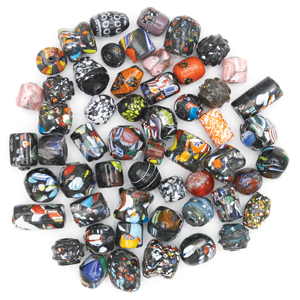 Venetian Glass Bead Assortment