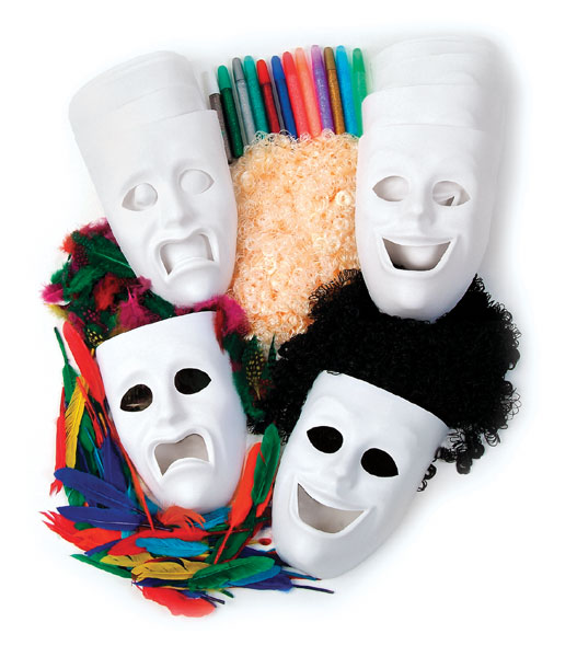Masks Activity Kit