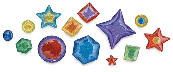 Jewels, Pkg of 79 Pieces