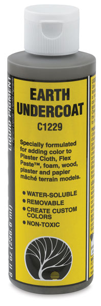 Liquid Pigment Undercoat, Earth