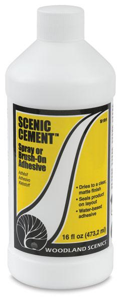 Scenic Cement