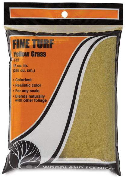 Fine Turf, Yellow Grass