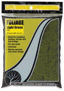 Foliage, Light Green