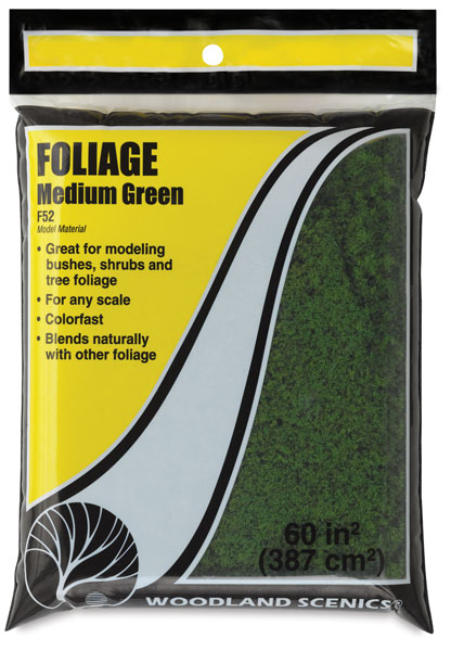 Foliage, Medium Green