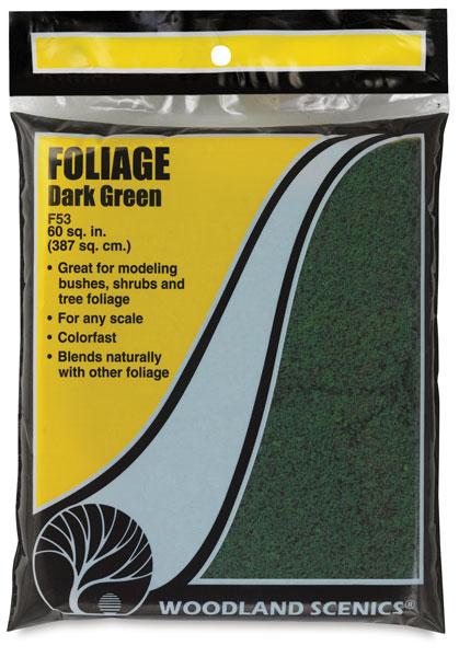 Foliage, Dark Green