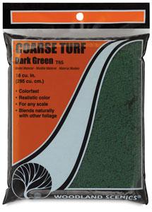 Coarse Turf, Dark Green