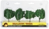 "Ready Made Trees, Medium Green, 2"" – 3"""