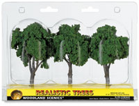 Woodland Scenics Model Scenery, Trees and Foliage