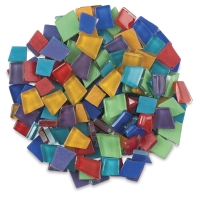 Crafter's Cut Pre-Cut Glass Mosaic Tiles