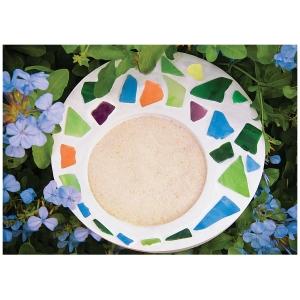 Jennifer's Mosaics Butterfly Feeder Class Kit