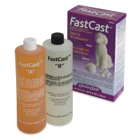 FastCast Urethane Casting Resin, 32 oz
