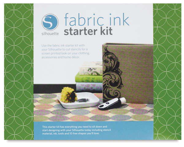 Fabric Ink Starter Kit