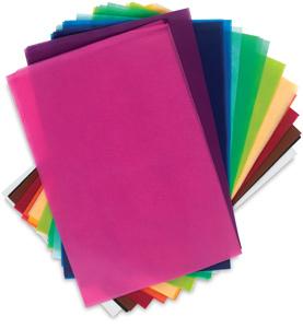 Smart-Fab Fabric Cut Sheets, Assorted Colors