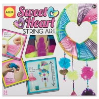 Sweetheart String Art