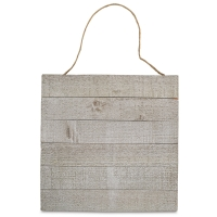 "Wood Plank Surface, Horizontal, 12"" × 12"""